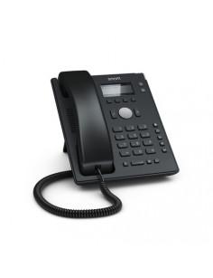 Snom D120 IP phone Black Wired handset 2 lines