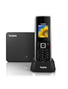 Yealink W52P IP phone Black Wireless handset LCD