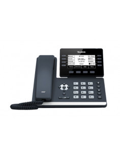 Yealink SIP-T53 IP phone Grey Wired handset LCD 8 lines