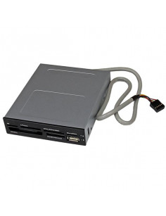 StarTech.com USB 2.0 Internal Multi-Card Reader   Writer - SD microSD CF