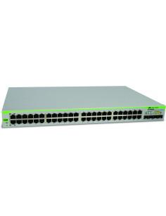 Allied Telesis AT-GS950 48-50 Managed L2 Gigabit Ethernet (10 100 1000) Grey 1U
