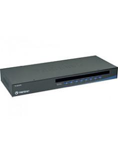 Trendnet TK-803R 8-Port USB PS 2 Rack Mount KVM switch Rack mounting