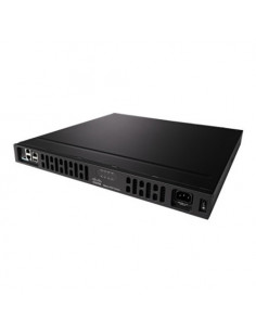 Cisco ISR 4331 wired router Gigabit Ethernet Black