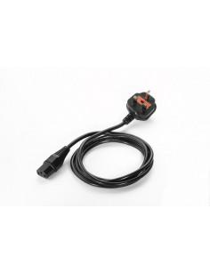 Zebra 50-16000-219R power cable Black 1.8 m