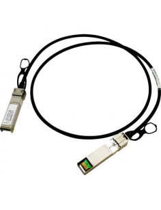 Hewlett Packard Enterprise X240 10G SFP+ 1.2m DAC networking cable Black