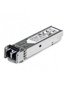 StarTech.com MSA Uncoded SFP Module - 100BASE-FX - 100MbE Multi Mode Fiber (MMF) Optic Transceiver - 100Mb Ethernet SFP - LC
