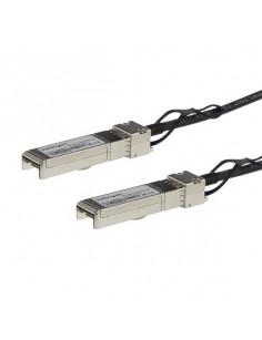 StarTech.com Cisco SFP-H10GB-CU0-5M Compatible 0.5m 10G SFP+ to SFP+ Direct Attach Cable Twinax - 10GbE SFP+ Copper DAC 10 Gbps