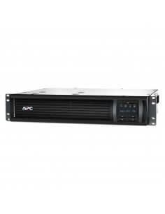 APC SMT750RMI2UC uninterruptible power supply (UPS) Line-Interactive 750 VA 500 W 4 AC outlet(s)