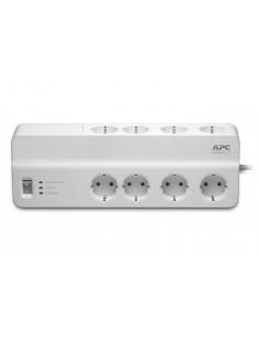 APC SurgeArrest Essential 8 AC outlet(s) 230 V White 2 m