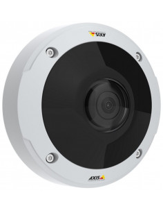 Axis M3057-PLVE IP security camera Indoor & outdoor Dome Wall 2560 x 960 pixels