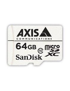 Axis 5801-951 memory card 64 GB MicroSDHC Class 10