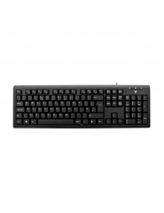 V7 USB PS2 Wired Keyboard – UK