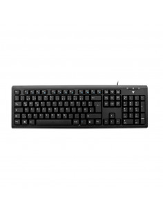 V7 USB PS2 Wired Keyboard – DE