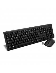 V7 Wireless Keyboard and Mouse Combo – DE