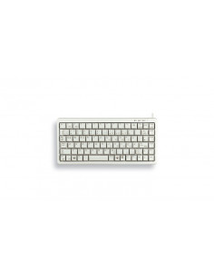CHERRY G84-4100 keyboard USB QWERTZ German Grey