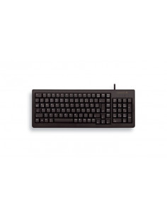 CHERRY XS Complete keyboard USB QWERTZ German Black