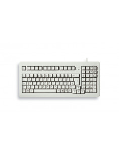 CHERRY G80-1800 keyboard USB QWERTZ German Grey