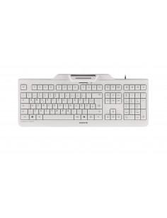CHERRY KC 1000 SC keyboard USB QWERTZ German Grey