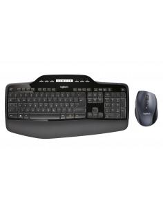 Logitech MK710 keyboard RF Wireless QWERTZ German Black