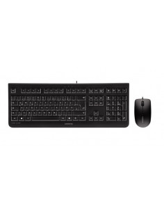 CHERRY DC 2000 keyboard USB QWERTZ German Black
