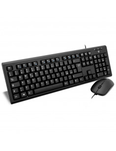 V7 Wired Keyboard and Mouse Combo – IT