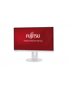 "Fujitsu Displays B24-9 WE 61.2 cm (24.1"") 1920 x 1200 pixels WUXGA LED Black, Grey"
