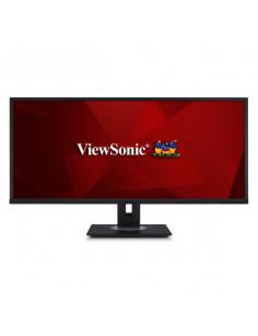 "Viewsonic VG Series VG3448 computer monitor 86.4 cm (34"") 3440 x 1440 pixels UltraWide Quad HD LED Black"