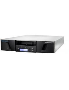 Quantum SuperLoader 3 LTO-7HH tape auto loader library 96 GB 2U Black