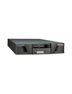 Quantum SuperLoader 3 tape auto loader library 40000 GB 2U Black