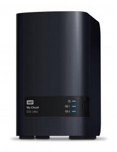 Western Digital My Cloud EX2 Ultra Armada 385 Ethernet LAN Desktop Black NAS