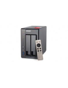 QNAP TS-251+ Ethernet LAN Tower Grey NAS