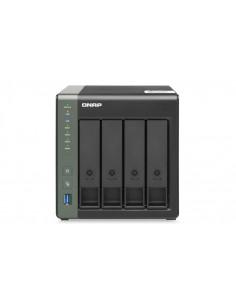 QNAP TS-431X3 AL314 Ethernet LAN Tower Black NAS