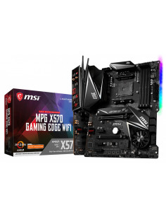 MSI MPG X570 Gaming Edge WIFI Socket AM4 ATX AMD X570