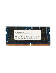 V7 16GB DDR4 PC4-19200 - 2400MHz SO-DIMM Notebook Memory Module - V71920016GBS