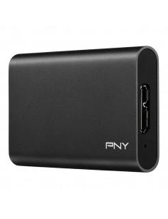 PNY PSD1CS1050-960-FFS external solid state drive 960 GB Black