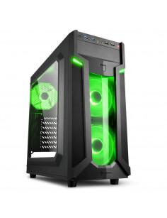 Sharkoon VG6-W Midi Tower Black