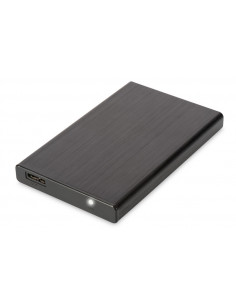 "Digitus DA-71105 storage drive enclosure 2.5"" HDD SSD enclosure Black"