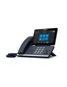 Yealink SIP-T58A (SFB) IP phone Black Wired handset