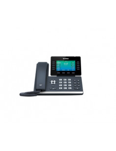 Yealink SIP-T54W IP phone Black Wired handset LCD 10 lines Wi-Fi