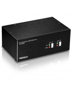 Trendnet TK-240DP KVM switch Black