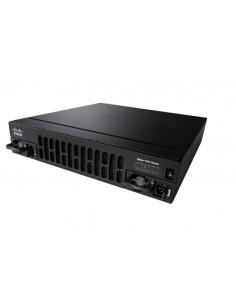 Cisco ISR 4321 wired router Gigabit Ethernet Black