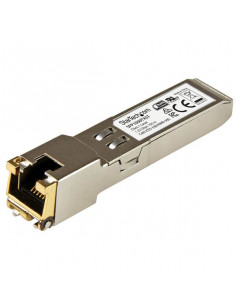StarTech.com MSA Uncoded SFP Module - 1000BASE-TX - SFP to RJ45 Cat6 Cat5e - 1GE Gigabit Ethernet SFP - RJ-45 100m