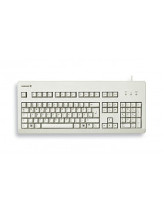 CHERRY G80-3000 keyboard USB QWERTZ German Grey