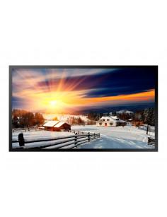 "Samsung OH46F 116.8 cm (46"") LED Full HD Digital signage flat panel Black"