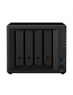 Synology DiskStation DS418 RTD1296 Ethernet LAN Mini Tower Black NAS