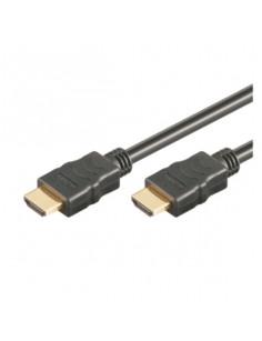 M-Cab 7003019 HDMI cable 1 m HDMI Type A (Standard) Black