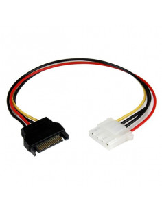 StarTech.com 12in SATA to LP4 Power Cable Adapter - F M