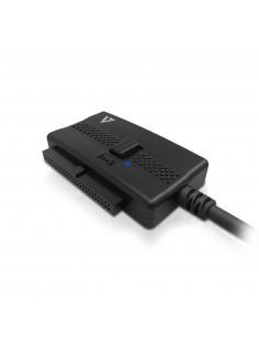 V7 V7U3-IDESATA-BLK-1E cabluri SATA 0,5 m USB 3.0 SATA   IDE Negru