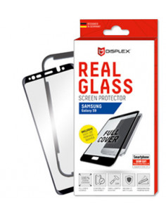 Displex Real Glass 3D Clear screen protector Mobile phone Smartphone Apple 1 pc(s)