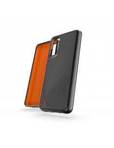"GEAR4 Battersea mobile phone case 15.8 cm (6.2"") Cover Black, Orange"